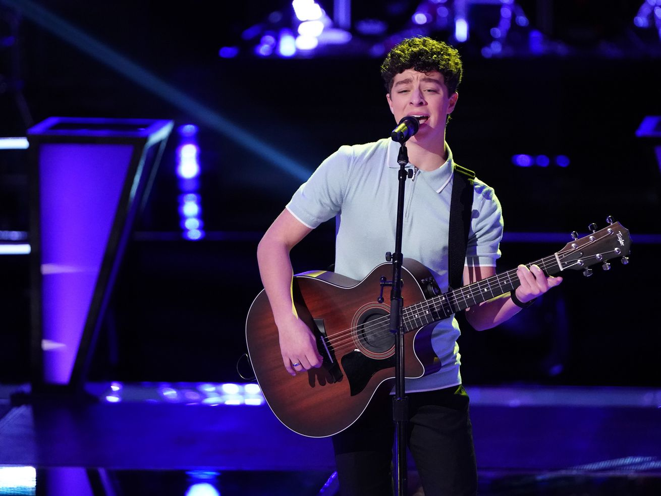 'The Voice': Why this 16-year-old singer from Utah and Nick Jonas have a connection