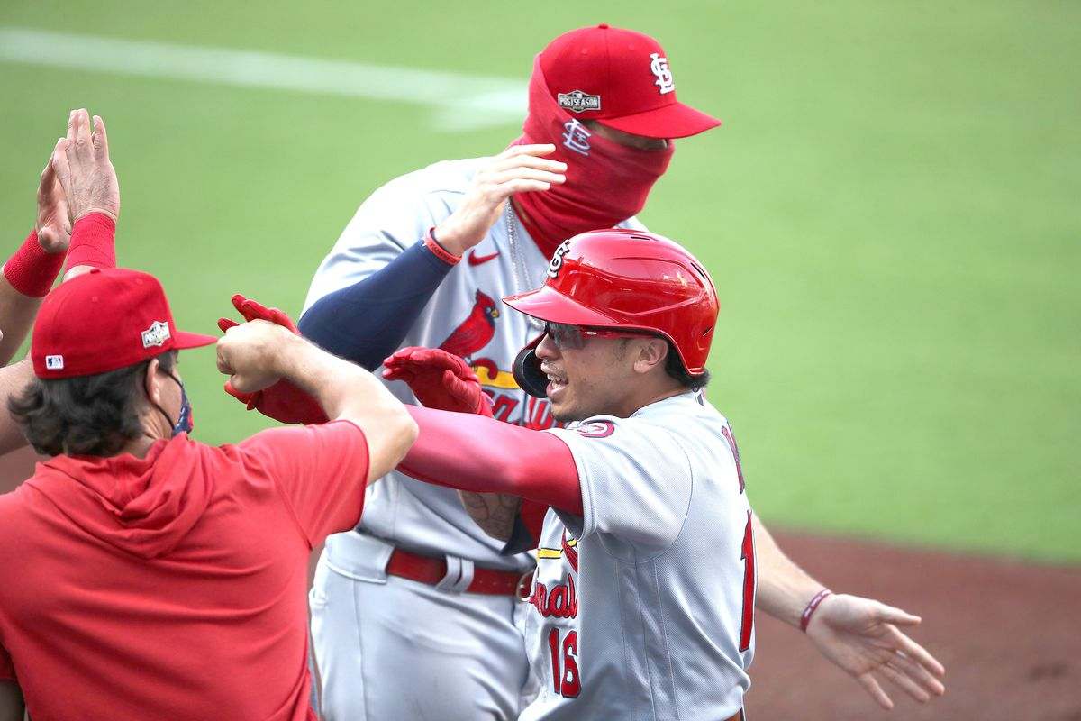 Wild Card Round - St Louis Cardinals v San Diego Padres - Game Two