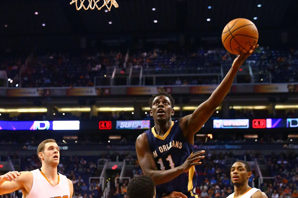 Jrue Holiday: How much talent is left in this little man?