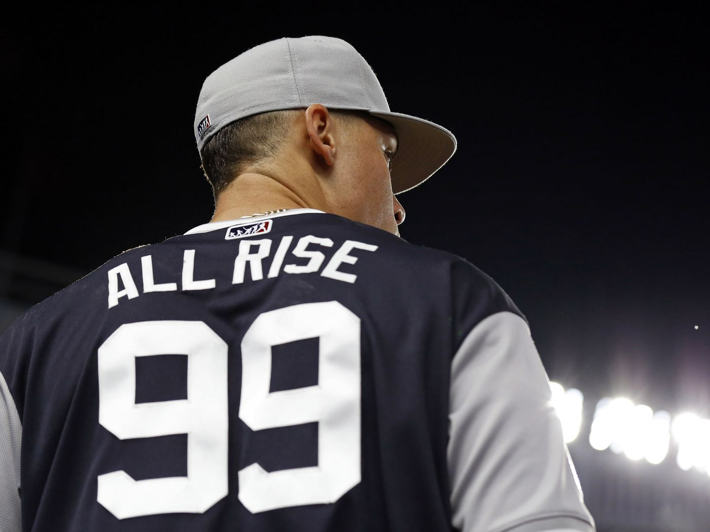 low priced 9d92a 09fe5 Yankees unveil 2018 Players' Weekend cap and jerseys ...