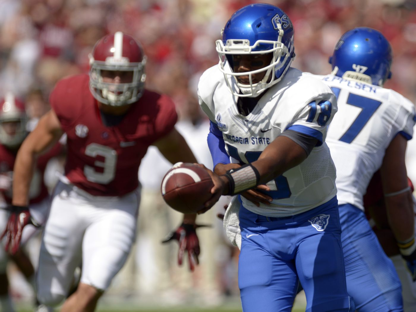 The big 2014 Georgia State football preview: You've got to start