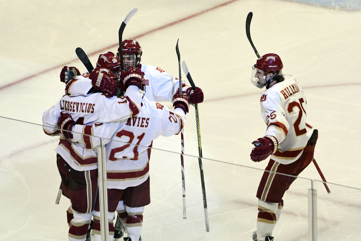 Denver Pioneers claim Gold Pan with dominant win - Mile High Hockey