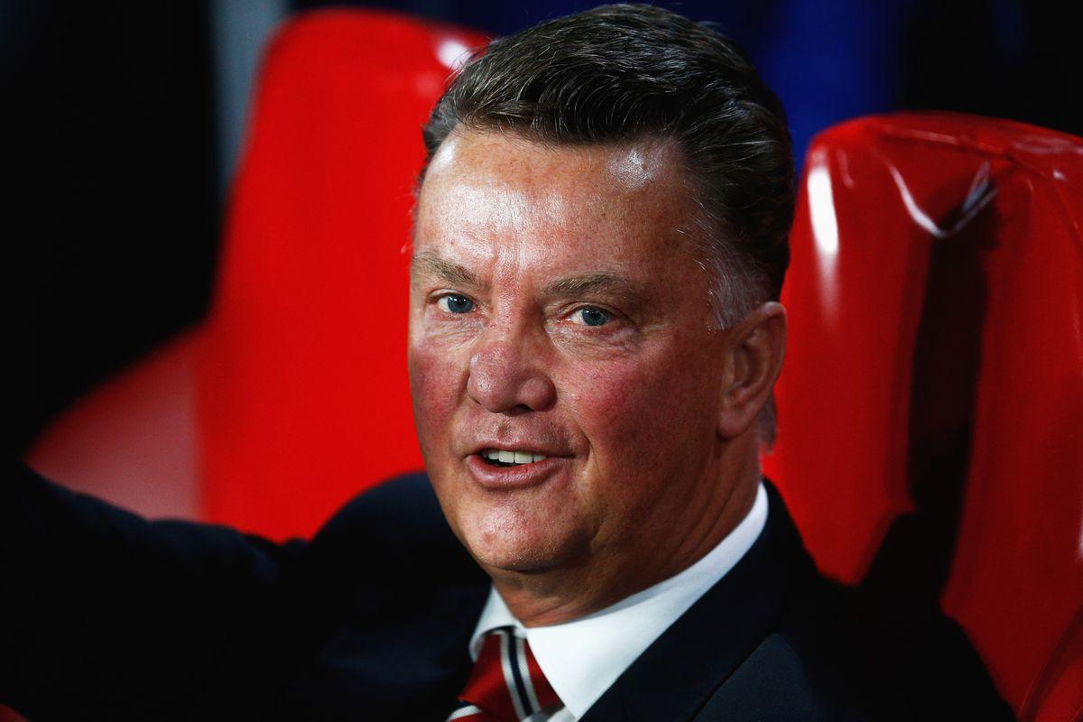 Louis van Gaal: Ronald's not a fan.