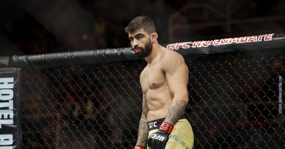 Elizeu Zaleski vs. Shavkat Rakhmonov in the works for UFC 254