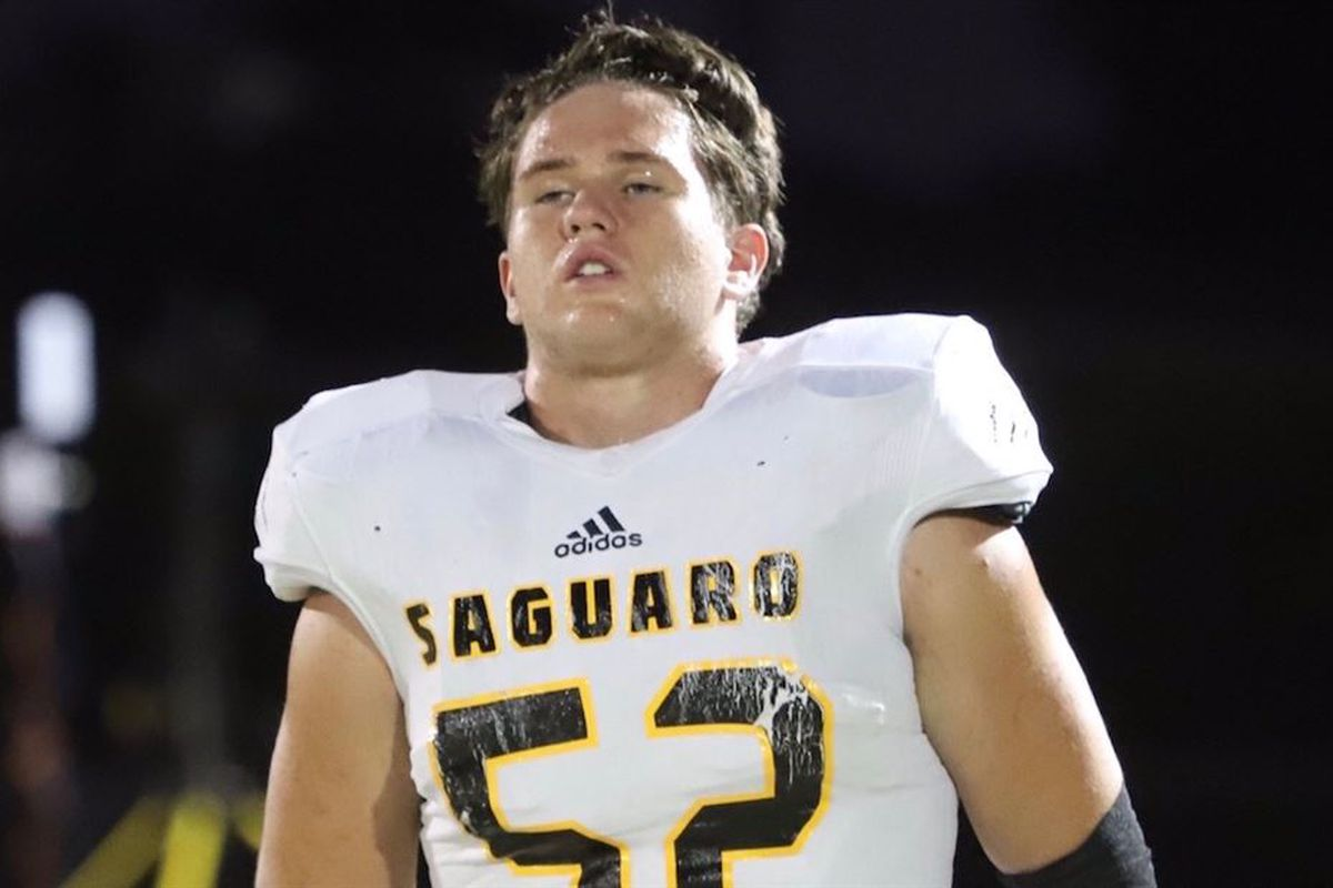 arizona-wildcats-college-football-recruiting-tristan-monday-2021-saguaro-scottsdale-analysis-fisch
