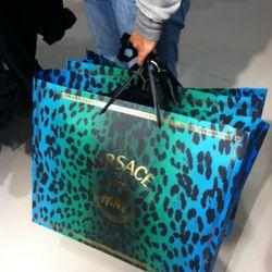 One shopper's spoils