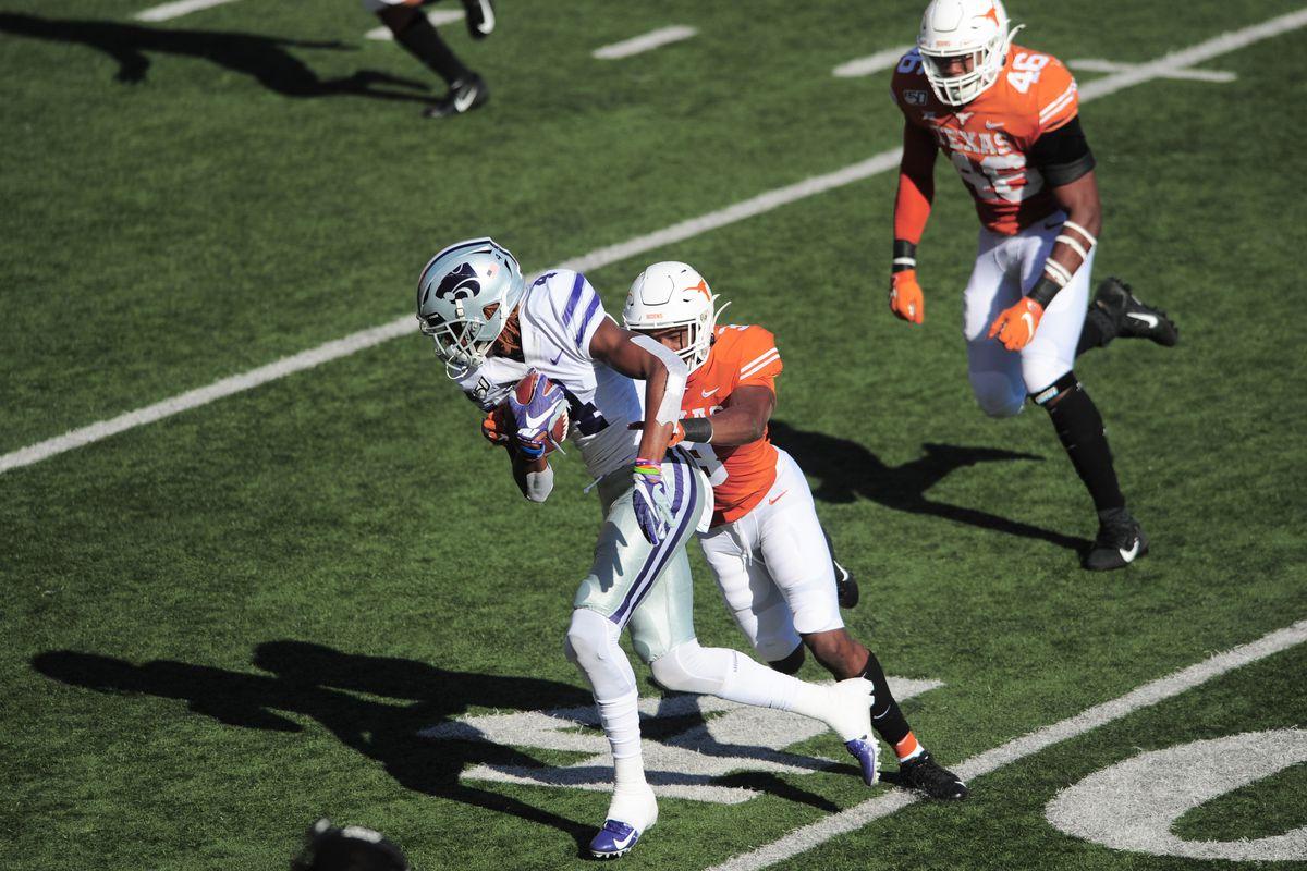 COLLEGE FOOTBALL: NOV 09 Kansas State at Texas