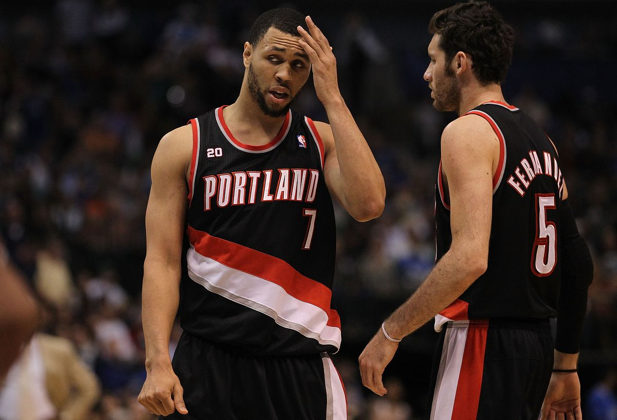 Portland Trail Blazers v Dallas Mavericks - Game Five
