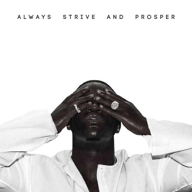 "A$AP Ferg, ""Always Strive and Prosper"" album cover"