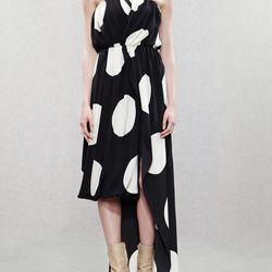 Acne Davina dot dress (was $950, now $475)