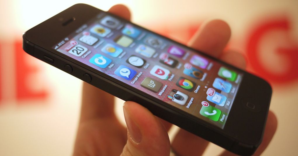Update your iPhone 5 before November 3rd to keep email, web, and GPS working
