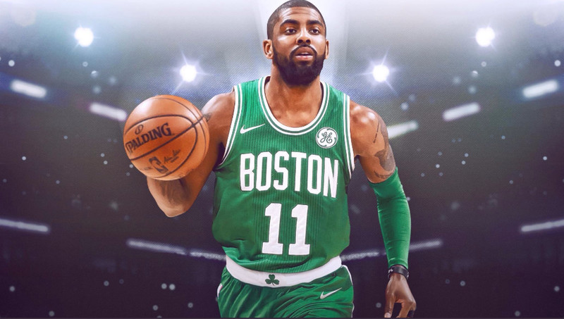 Image result for boston celtics kyrie irving