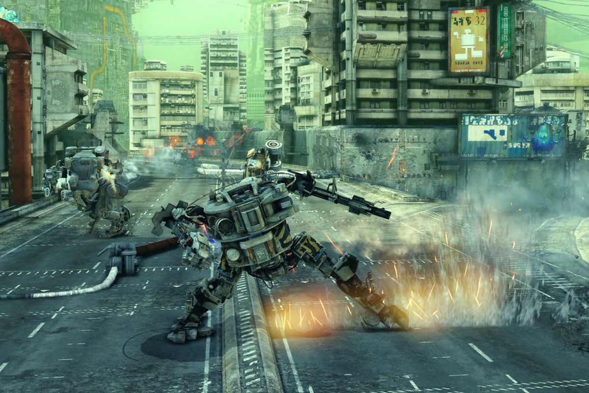 Multiplayer mech shooter Hawken coming to Steam - Polygon