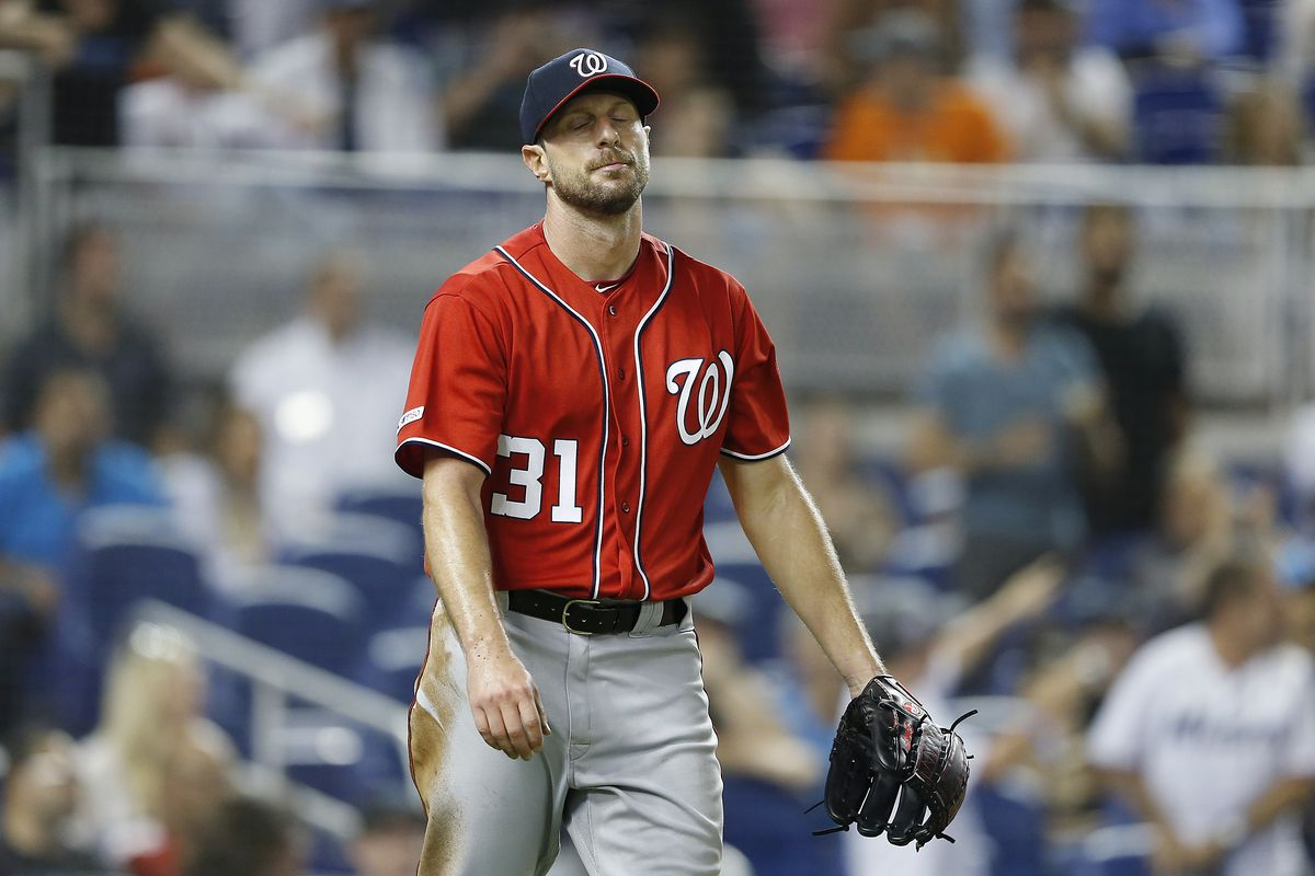 Trading Max Scherzer would be a dumbfounding move for Washington Nationals