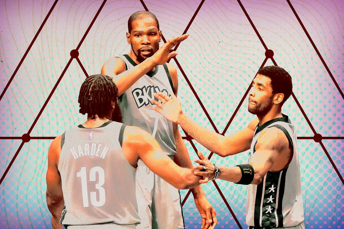 The Nets Have Already Figured Out The Key To Unlocking The Power Of A Big Three The Ringer