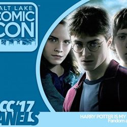 """At this year's Salt Lake Comic Con panels analyzed fandom as faith in the context of J.K. Rowling's """"Harry Potter"""" books."""