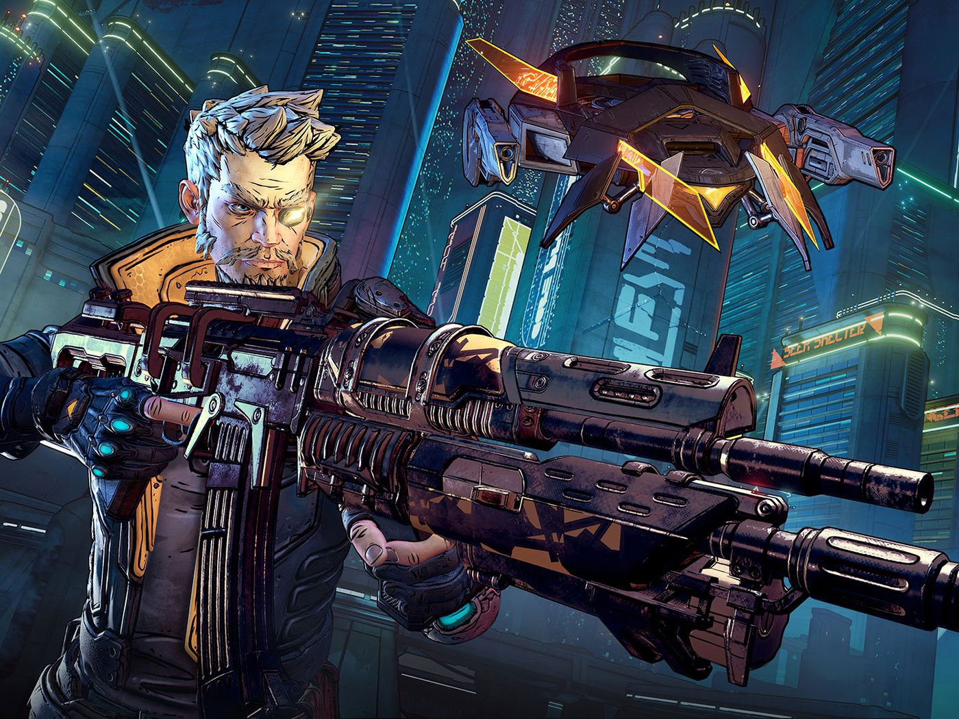Borderlands 3 Release Times And Preload Times For Pc Ps4