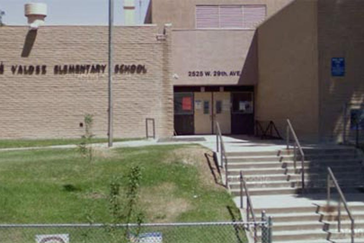 Valdez Elementary School, Denver, home of one of the district's dual language programs