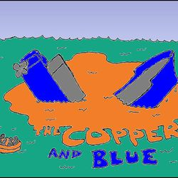 The Copper & Blue
