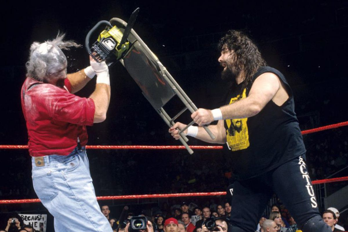 Image result for 1998 cactus jack royal rumble