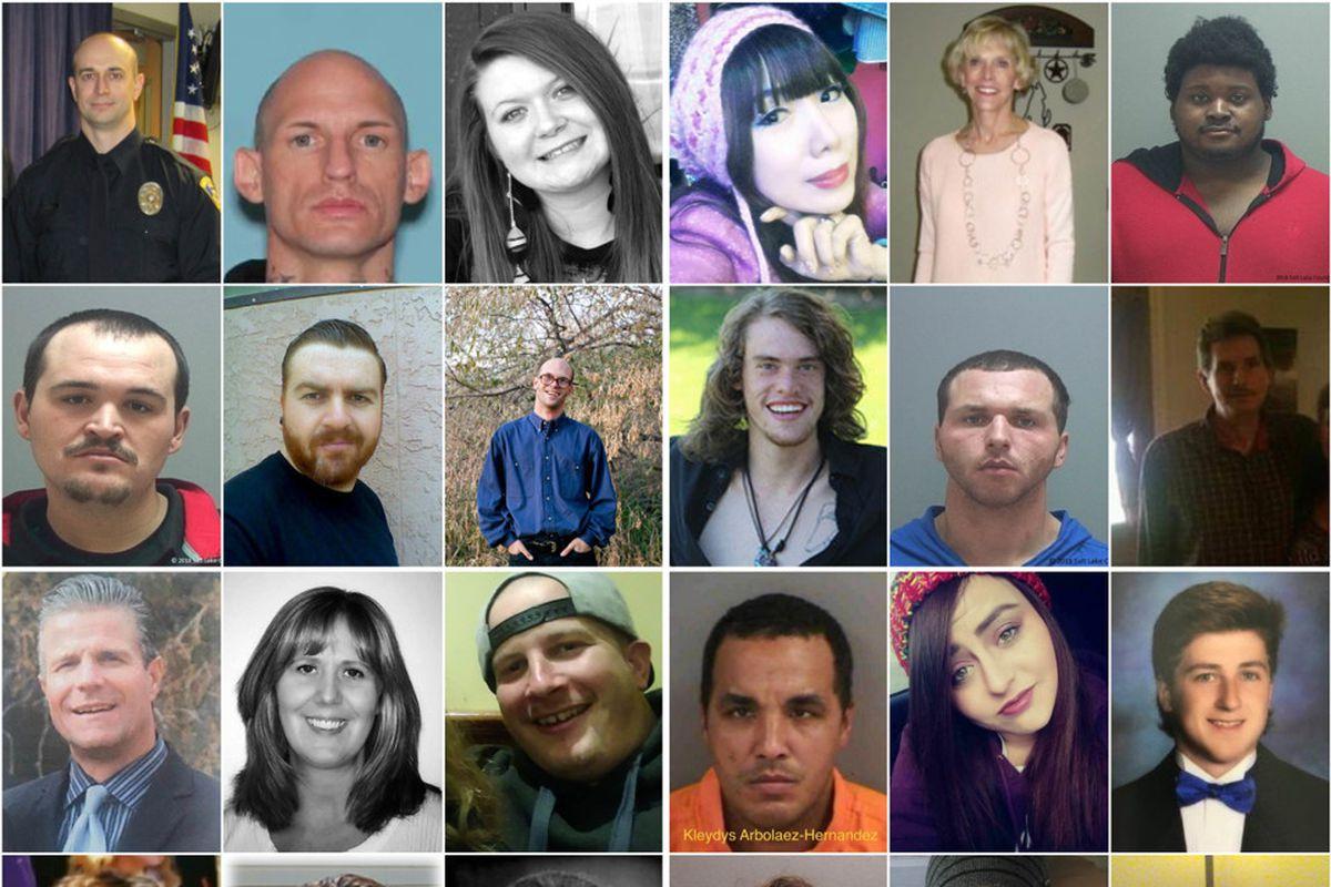 2018 Utah homicide victims - Deseret News