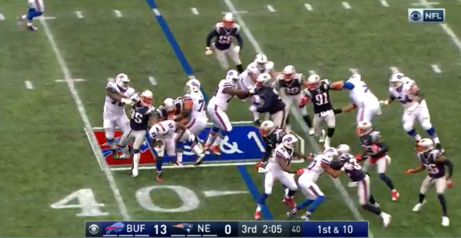 Patriots Vs Bills Recap Jacoby Brissett Defense Forget To Set Alarm Clocks As Bills Win 16 0 Final Score Pats Pulpit