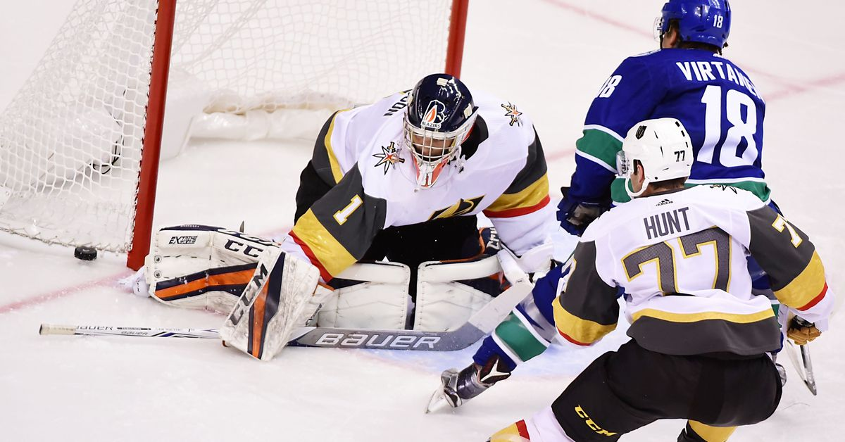 Golden Knights Vs Canucks News: GAME DAY PREVIEW: Vegas Golden Knights Vs. Vancouver