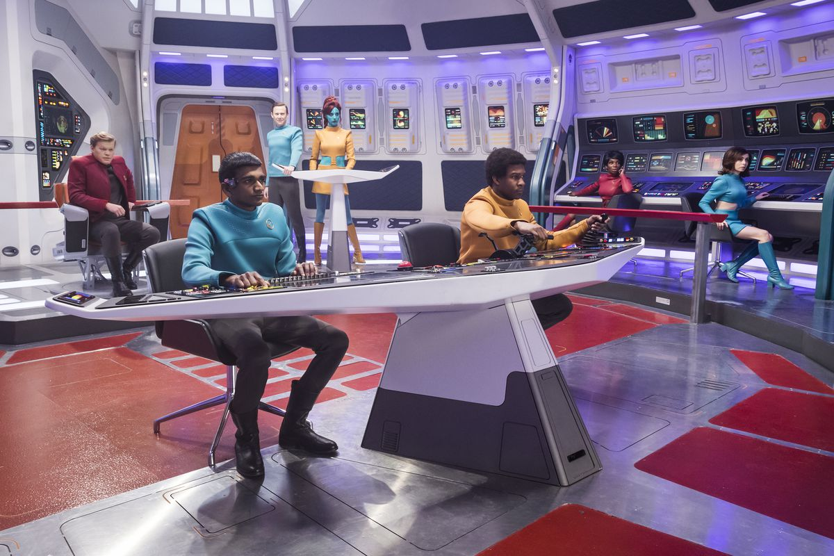 In Black Mirror's USS Callister, the true villains are real-world tech  moguls
