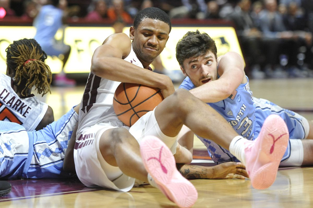 Virginia Tech Beats #10 North Carolina 80-69