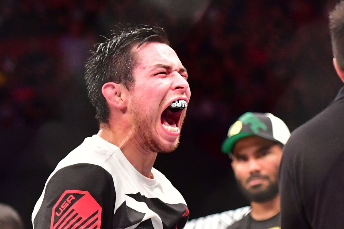 Ray Borg Sacks Nutritionist, One Week To The Fight with Johnson