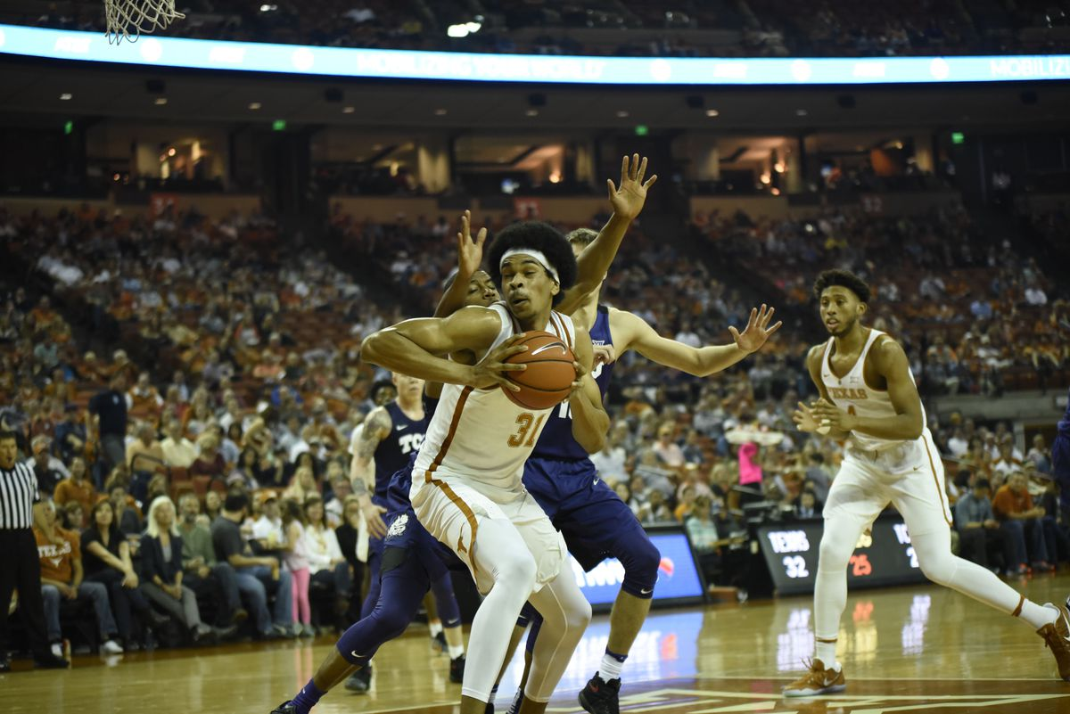 The Portland Trail Blazers select Jarrett Allen from Texas with the No. 15 overall pick in the Blazer's Edge 2017 NBA Mock Draft.