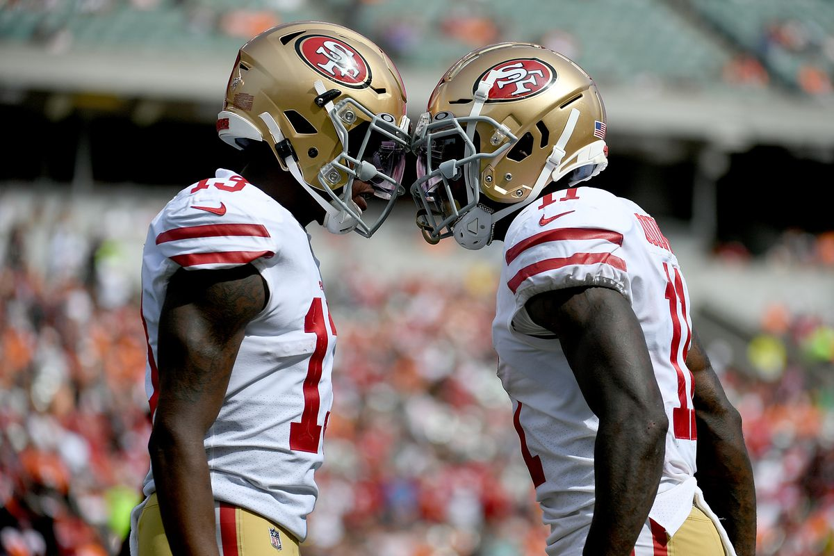 best service 06545 0787a Marquise Goodwin can be an impact player in the Steelers vs ...