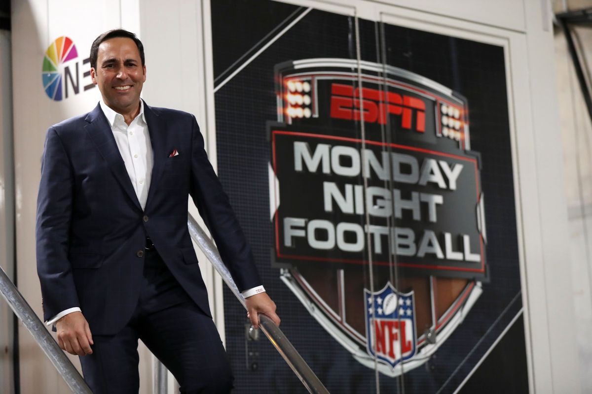 Why ESPN Picked Joe Tessitore to Rebuild Its Relationship With the