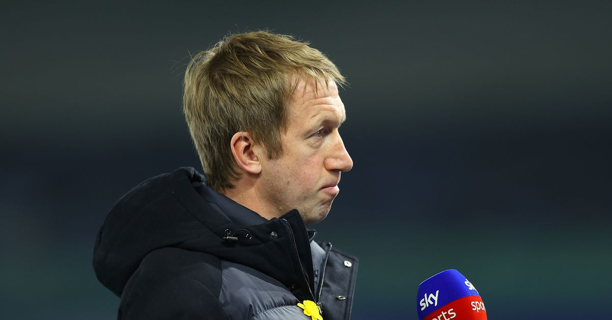 """Report: Graham Potter has """"support"""" from some Spurs players"""
