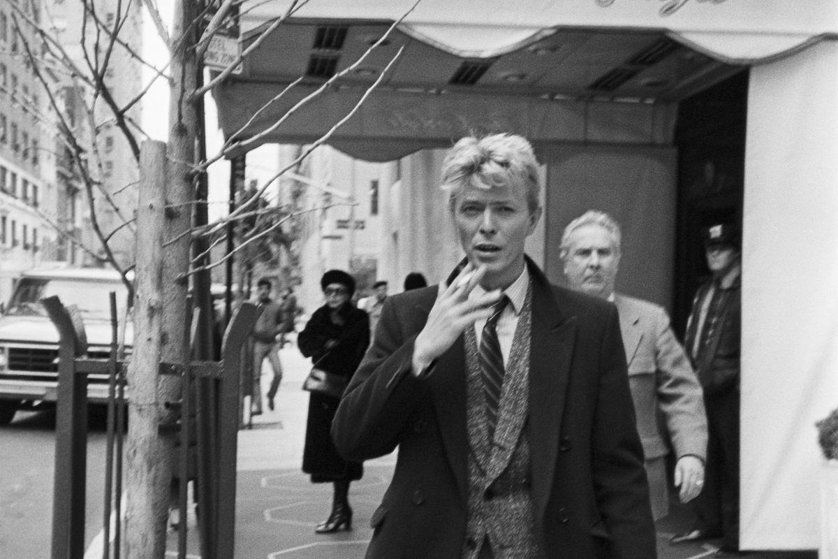 David Bowie in 1983