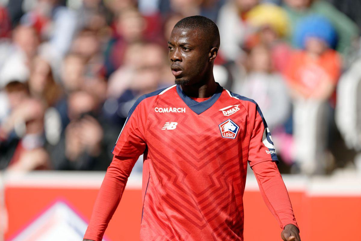 Lille OSC v Girondins Bordeaux - Ligue 1