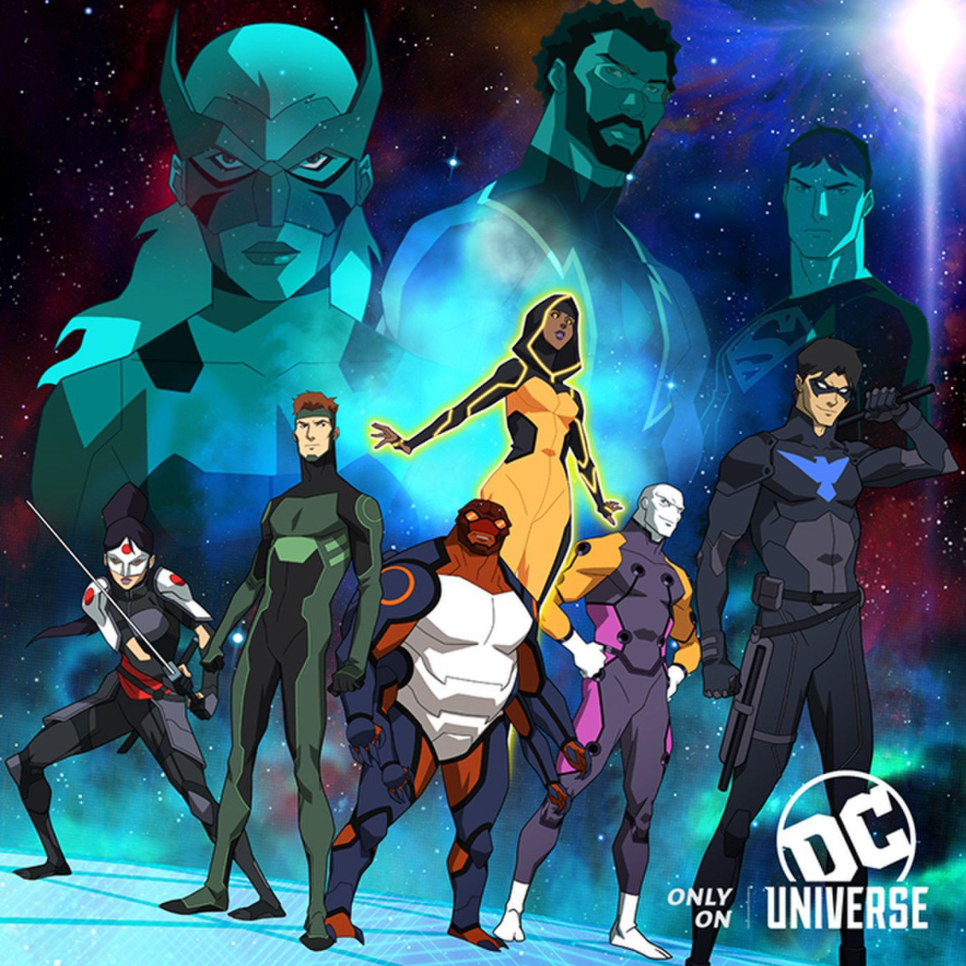 Young Justice season 3 trailer teases Apokolips, premiere