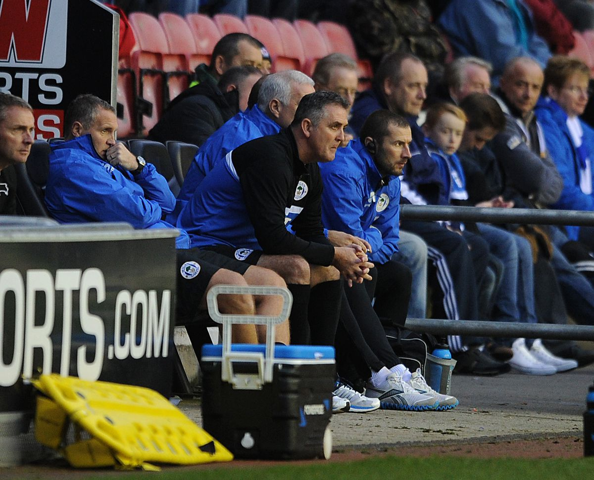 Wigan Athletic v Derby County - Sky Bet Championship