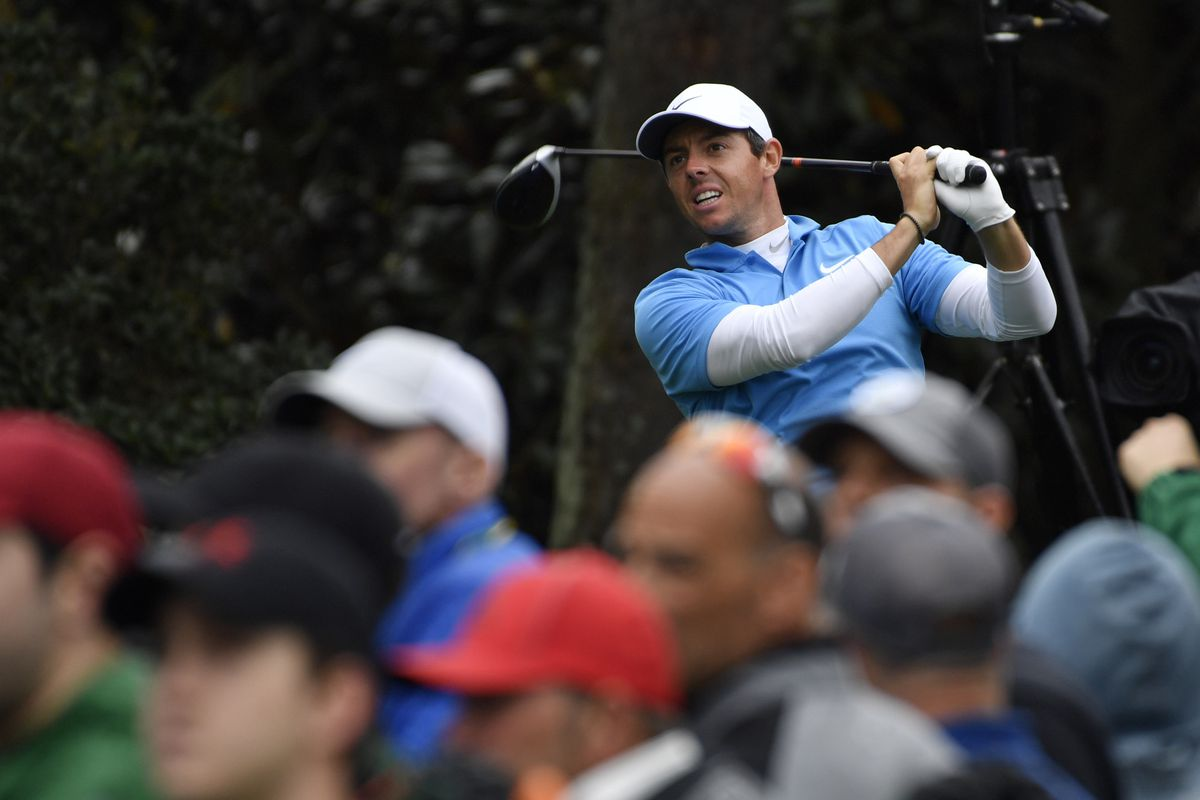 Rory McIlroy refuses to give up on Grand Slam dreams