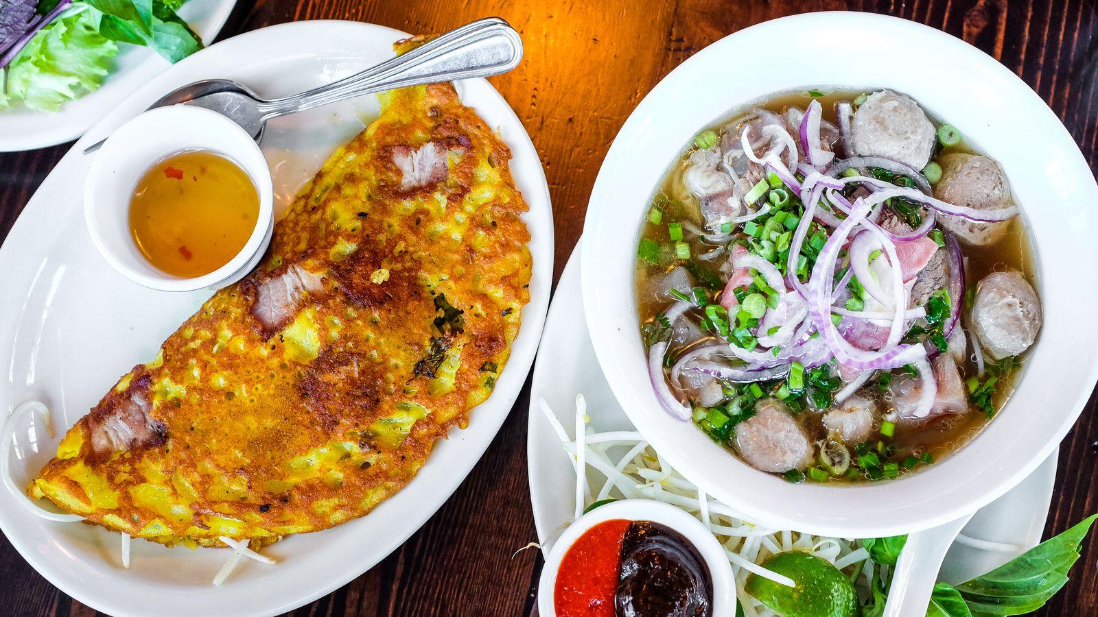Best Asian Food Washington Dc