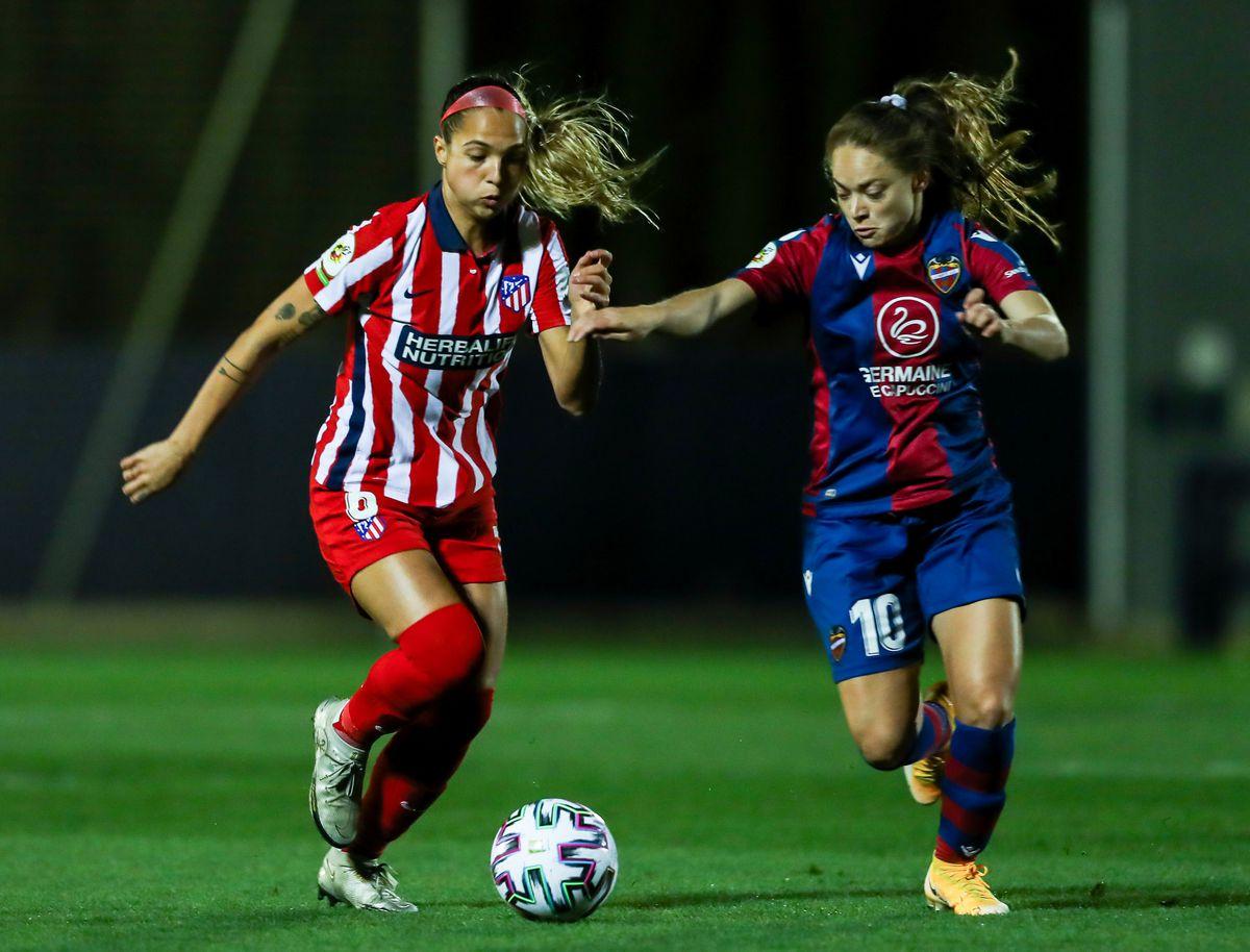 Levante UD V Atletico De Madrid - Primera Division Femenina