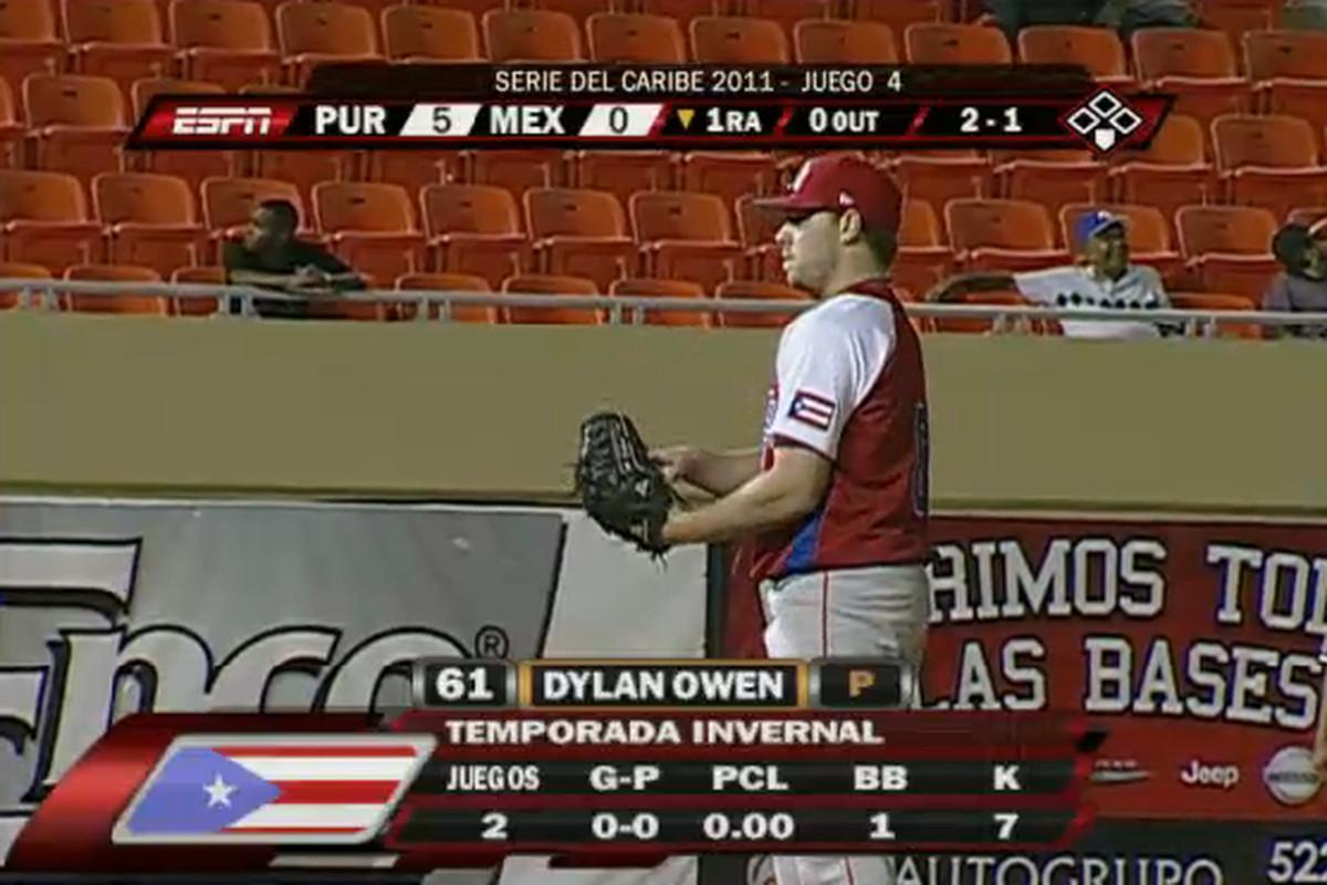 Dylan Owen PRWL
