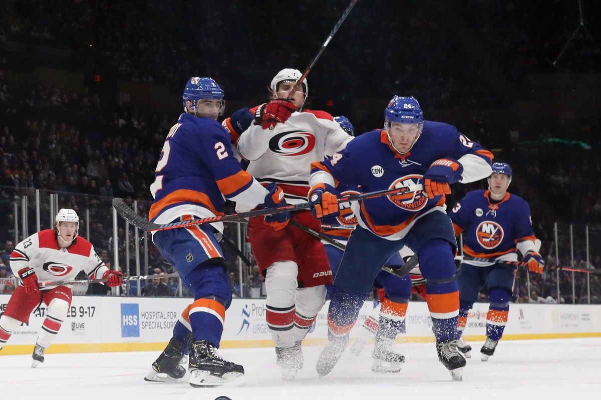 Carolina Hurricanes v New York Islanders