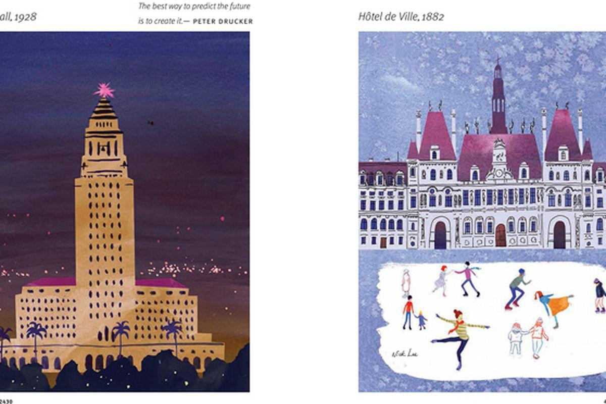 """Why LA? Pourquoi Paris?, <a href=""""http://www.amazon.com/Why-LA-Pourquoi-Paris-Artistic/dp/0991131509/"""">$21.92</a> at Amazon.com"""