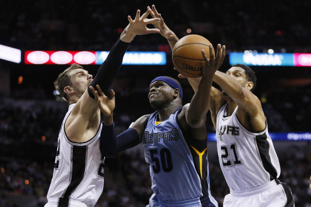 Under the new rules, the Spurs would have met the Grizzlies in the first round of the playoffs.
