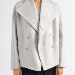 """Christian Wijnants Jamma wide collar jacket, <a href=""""http://www.shopbird.com/product.php?productid=29698&cat=786&manufacturerid=&page=1"""">$529</a> (from $1,310)"""