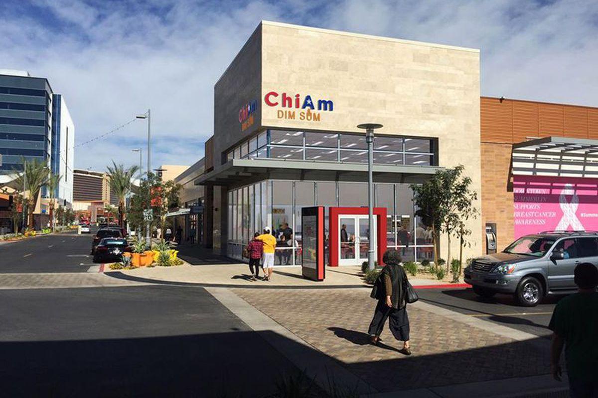 ChiAm rendering