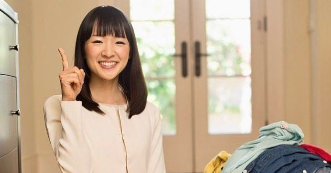 netflix and marie kondo unite for decluttering reality show curbed. Black Bedroom Furniture Sets. Home Design Ideas