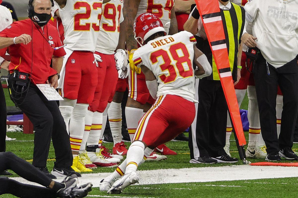 NFL: Kansas City Chiefs at New Orleans Saints