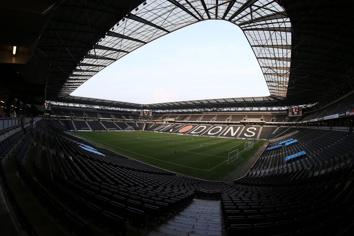 Milton Keynes Dons v Northampton Town - Sky Bet League One